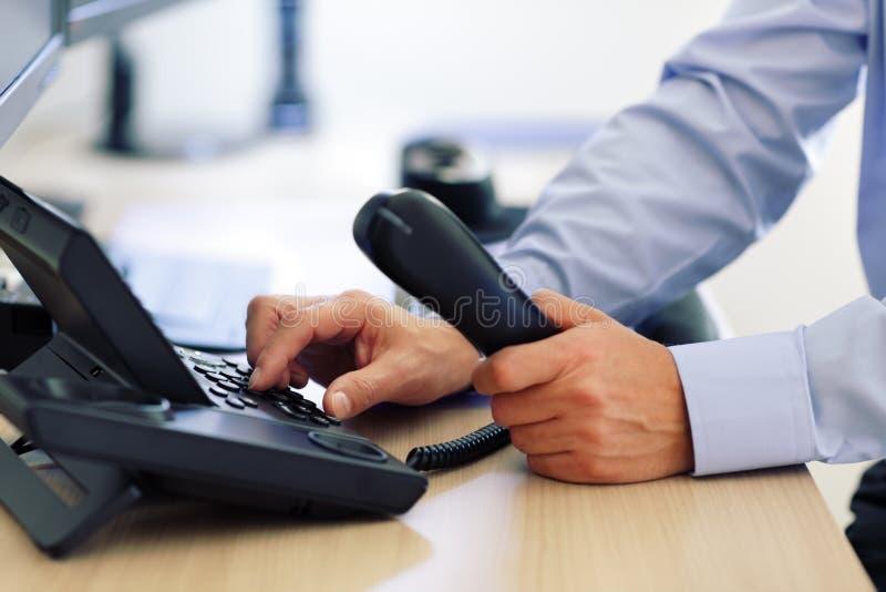 Telclado numérico de marca del teléfono