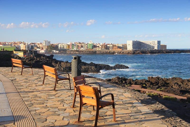 Telde, Gran Canaria stock fotografie