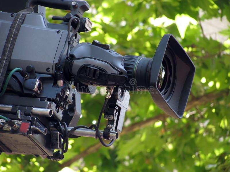 Telecamera fotografie stock