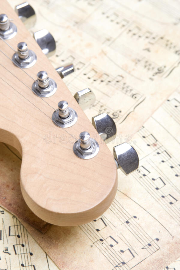 Telecaster Head Stock Images