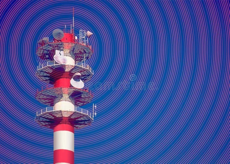 telecom arkivfoto