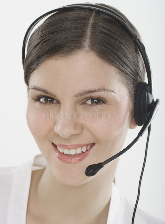 Download Telecom stock image. Image of operator, person, communications - 921527