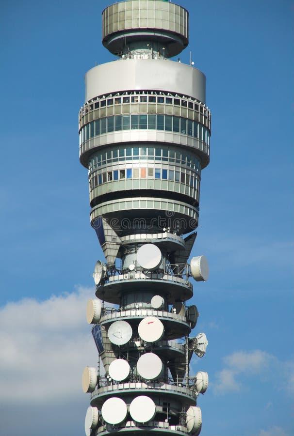 telecom brytyjski tower obrazy royalty free