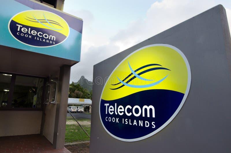 Download Telecom Cook Islands - Avarua Editorial Stock Image - Image of cook, data: 34087269