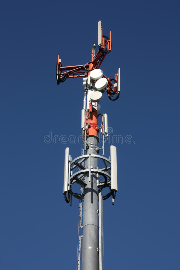 Free Telecom Tower Royalty Free Stock Images - 11358529