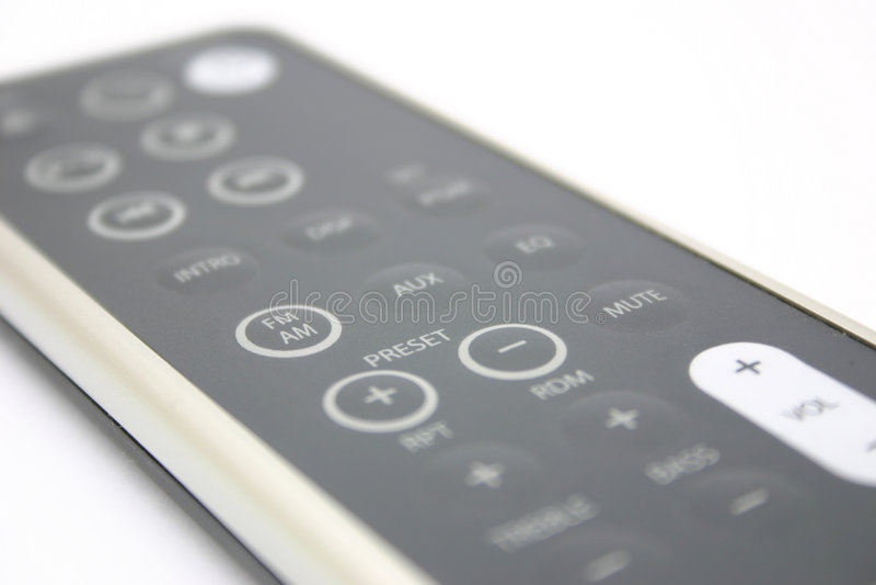 Telecomando Fotografie Stock