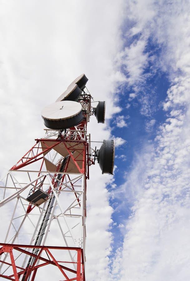 Download Telecommunication Antenna Stock Photography - Image: 11600942
