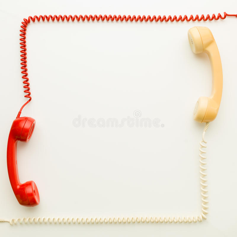 Telecommunication business royalty free stock images