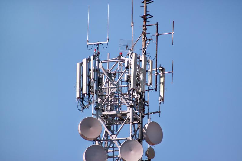 Telecommunication Network Repeaters, Base Transceiver Station  Tower