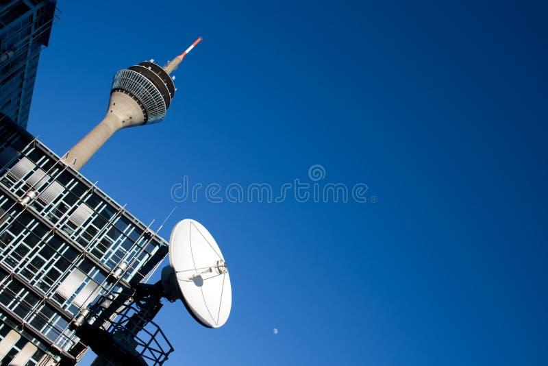 Telecommunication Technologies Royalty Free Stock Photo