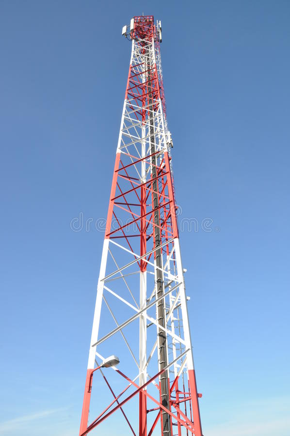 Download Telecommunication tower stock photo. Image of nobody - 34571366
