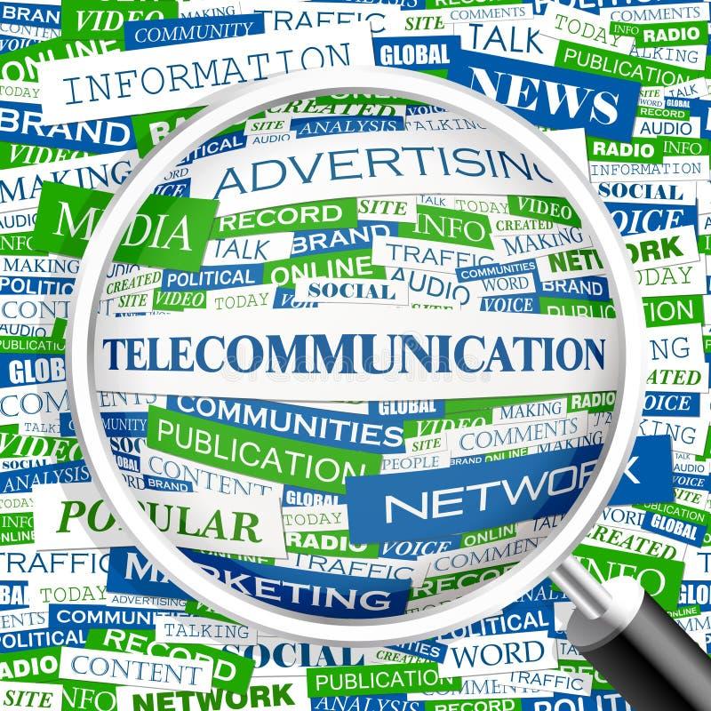 TELECOMMUNICATION Royalty Free Stock Photos