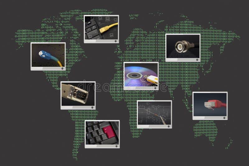 Telecomunicazioni immagini stock libere da diritti