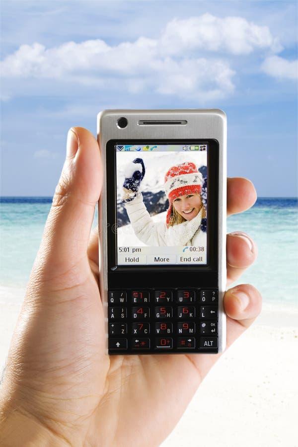 Telecomunicazioni fotografia stock libera da diritti