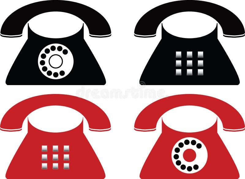 telefon ilustracja wektor