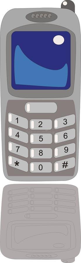 Telefon lizenzfreie abbildung