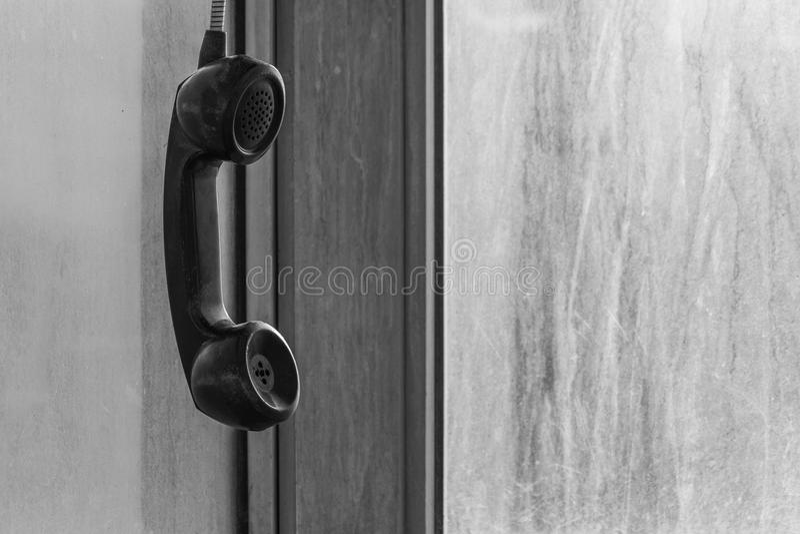 Telefon booth1 fotografia stock