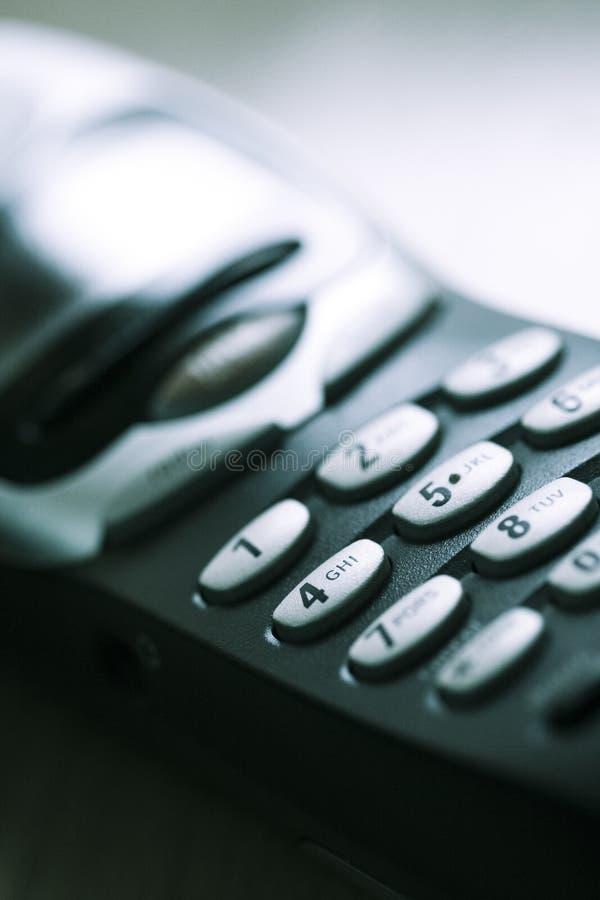 telefon cordless zdjęcie royalty free