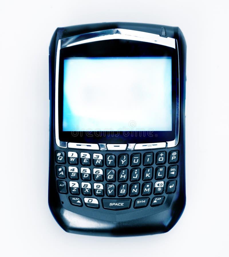 telefon för celle-postorganisatör arkivfoton