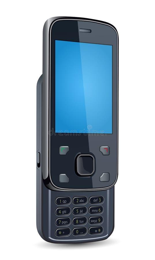 telefon komórkowy royalty ilustracja