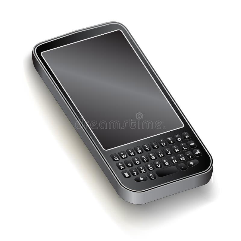 telefon komórkowy ilustracyjny wektor ilustracji