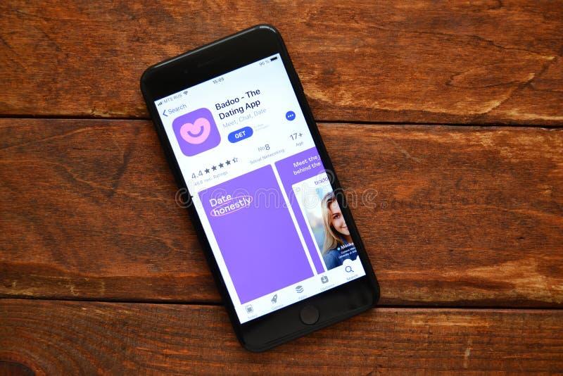 ryska dating iPhone app