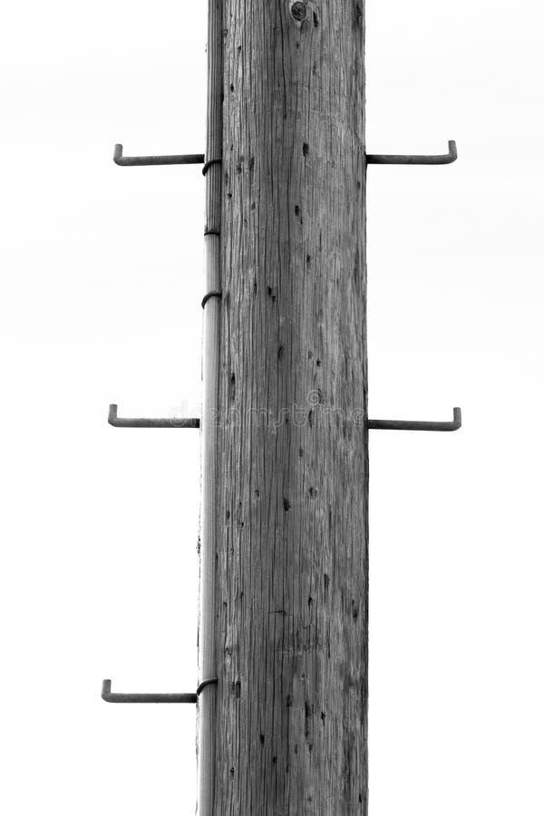 Telefon Pole lizenzfreie stockfotografie