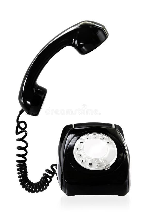 telefon retro zdjęcie stock