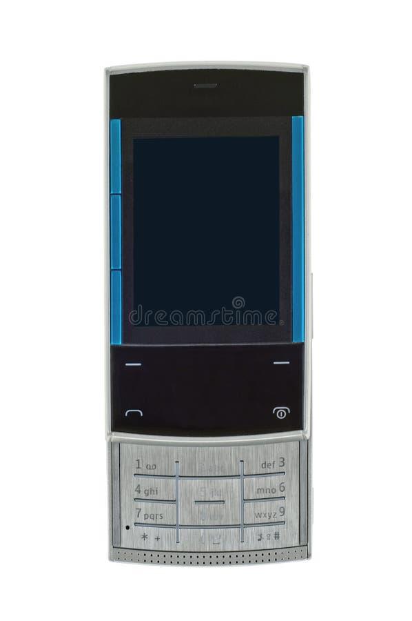 Telefon-Tasten der Zellen-Phone lizenzfreies stockfoto