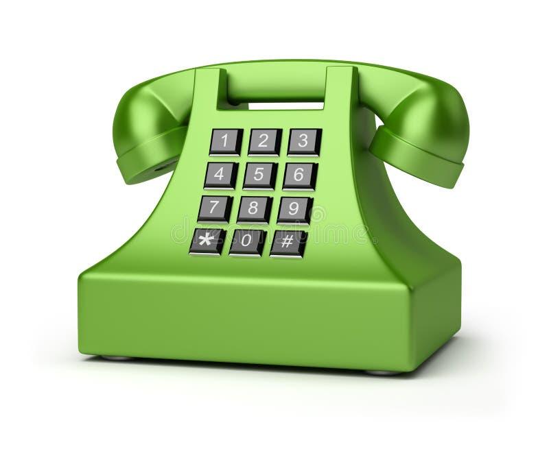 Telefone ilustração stock