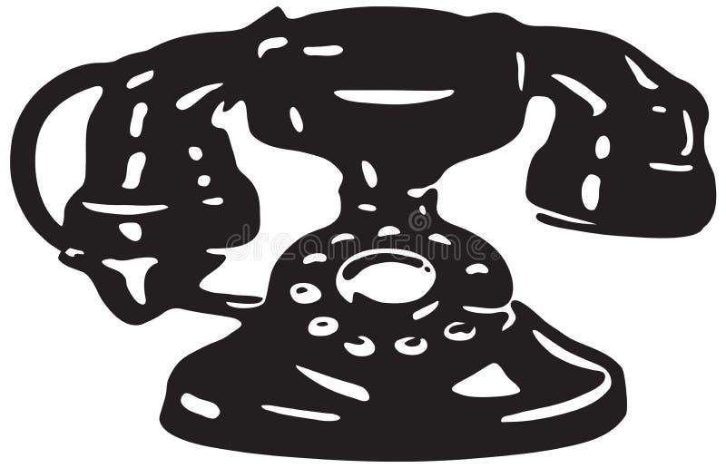 Telefone ilustração do vetor