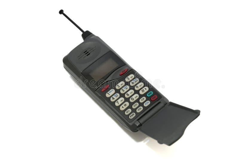 Telefone celular velho imagens de stock