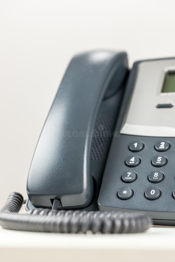 Telefone da linha terrestre foto de stock