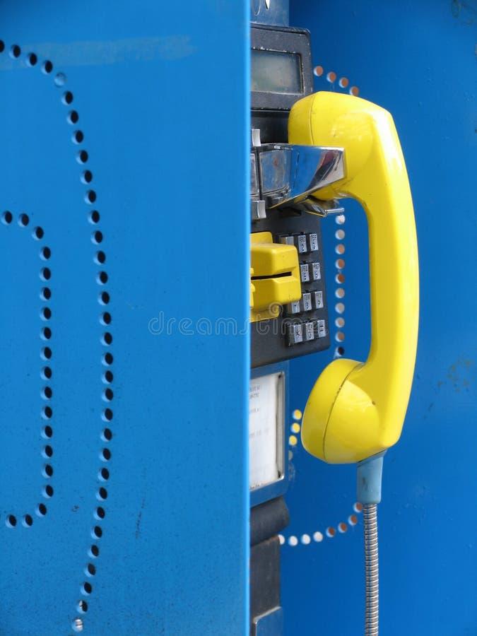 Telefone de pagamento imagem de stock