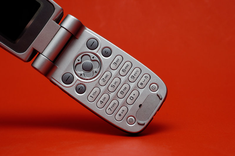 Download Telefone de pilha foto de stock. Imagem de atendimento - 544888