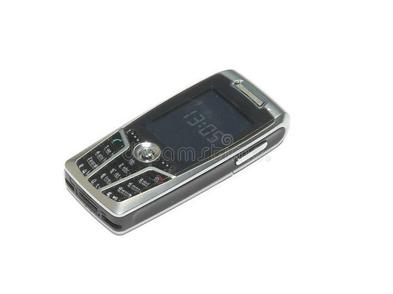 Telefone de pilha do estilo foto de stock