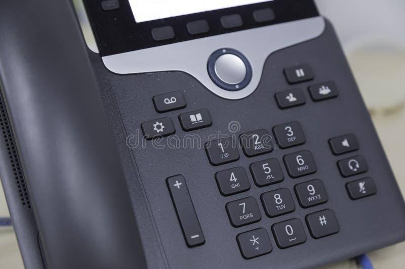 Telefone do IP foto de stock