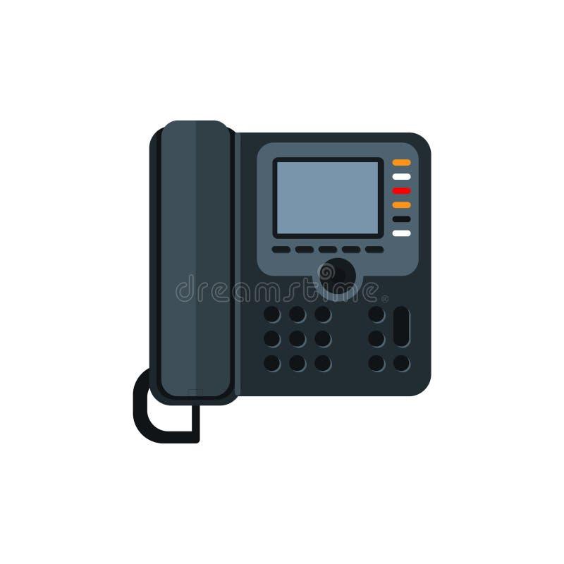 Telefone Ilustração do vetor ilustração stock