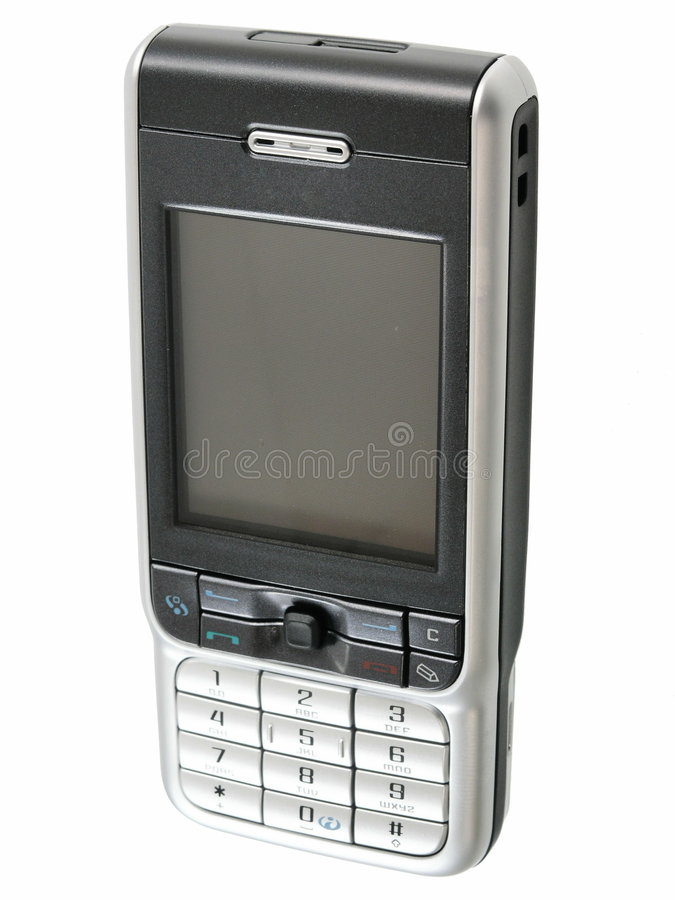 Telefone móvel imagem de stock royalty free