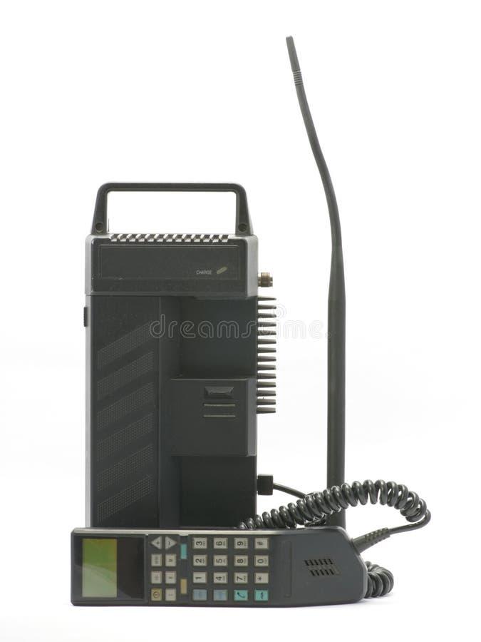 Telefone móvel de NMT imagem de stock