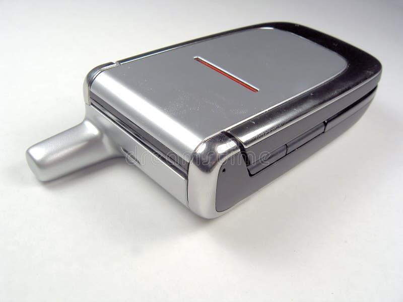 Telefone móvel do escudo dos moluscos imagens de stock royalty free