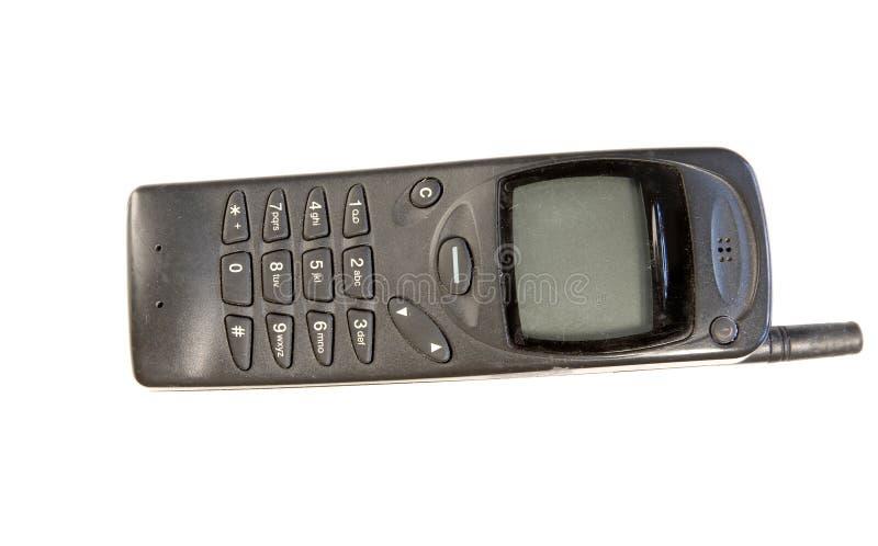Telefone móvel velho fotos de stock royalty free