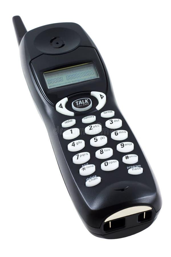 Telefone sem corda imagem de stock royalty free