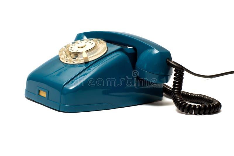Telefone velho. foto de stock royalty free