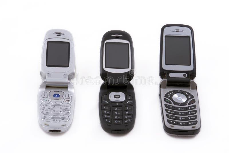 Download Telefoni delle cellule fotografia stock. Immagine di portatile - 3882368