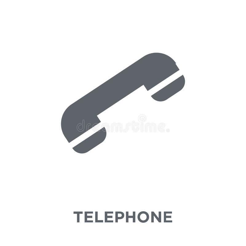 Telefoniczna ikona od urządzeń elektronicznych inkasowych ilustracji