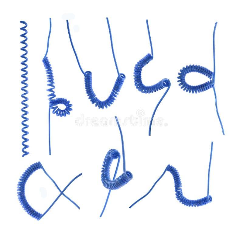 Telefoniczny drut zdjęcie stock