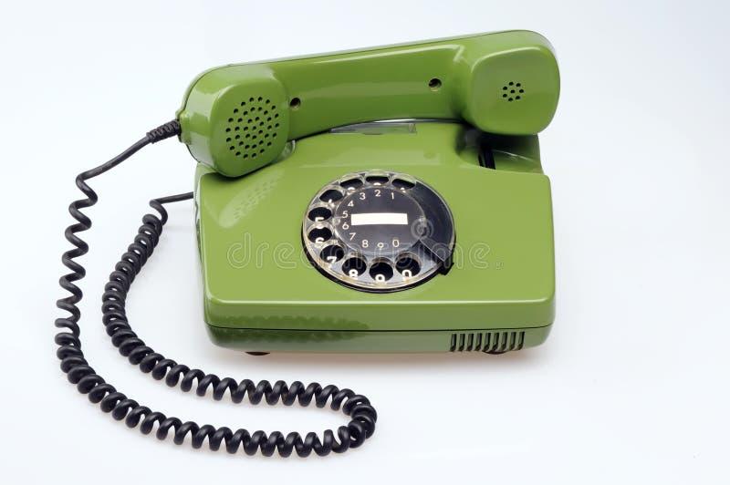 telefoniczny rocznik fotografia royalty free