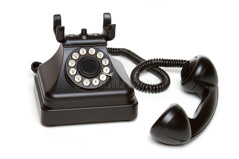 telefoniczny rocznik obrazy royalty free
