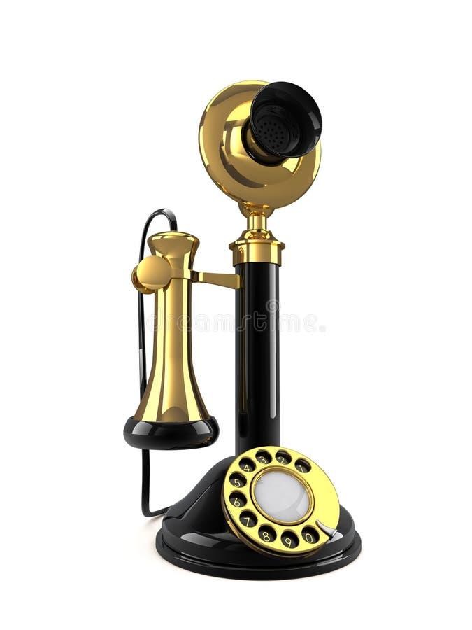 telefoniczny rocznik ilustracji